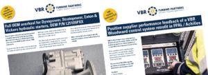 VBR Turbine Partners Newsletters