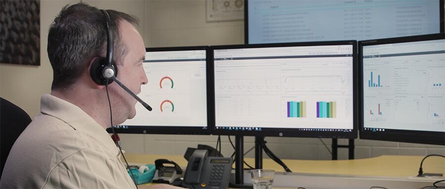 DECIDE by VBR Turbine Partners - Remote Controls Services