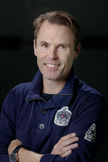 Jeroen van Veldhuizen - CEO VBR Turbine Partners