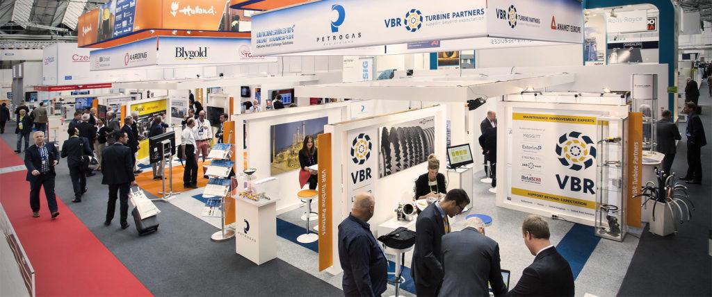VBR Turbine Partners - PowerGen - Exhibition